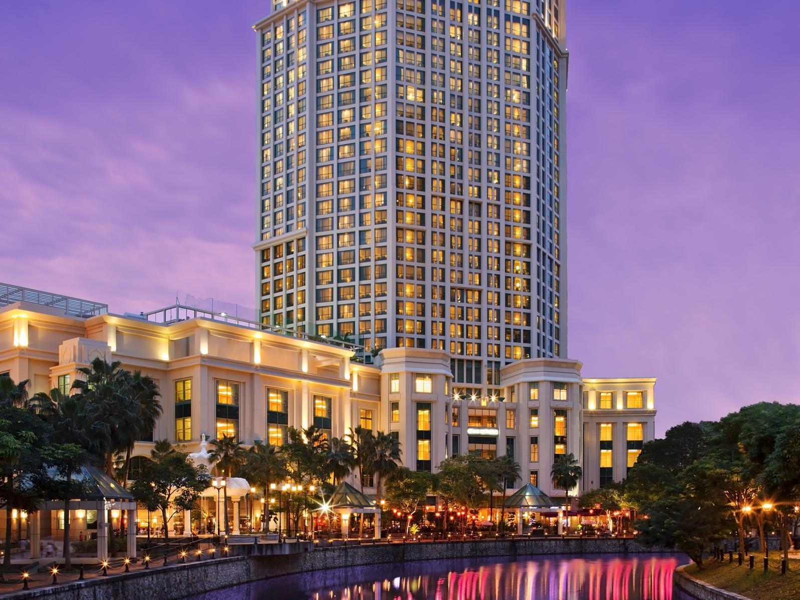 Hotel Murah Di Clarke Quay Riverside Singapore