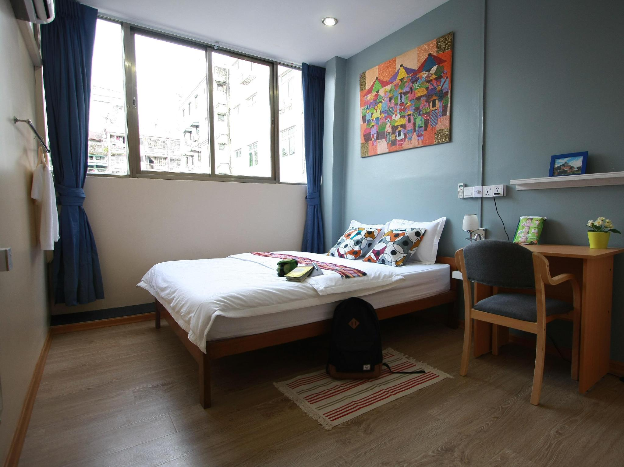 15th Street @ Downtown Yangon - Hotels and Accommodation in Myanmar, Asia
