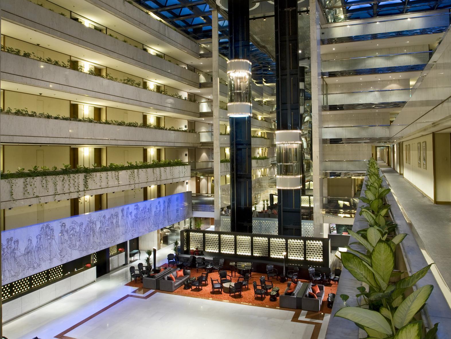 ค็องคอร์ด โฮเต็ล สิงคโปร์ (Concorde Hotel Singapore)