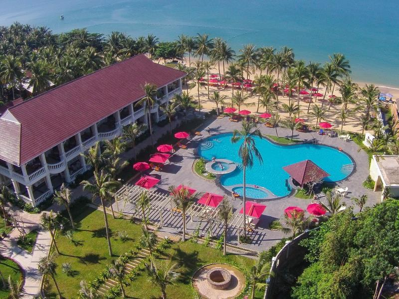 Richis Beach Resort Phu Quoc Island0