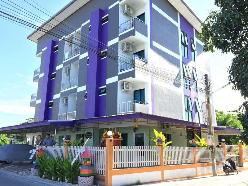 Piyatud Apartment - Hotels and Accommodation in Thailand, Asia