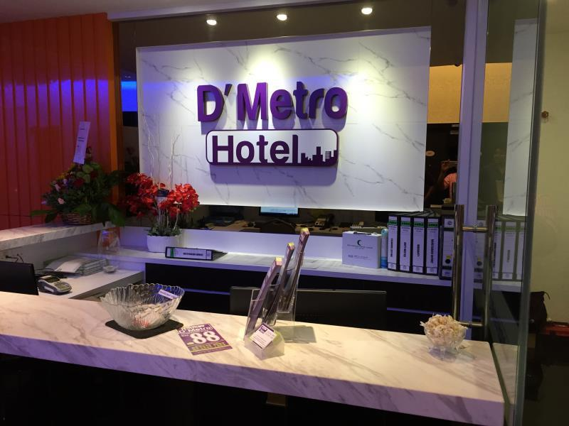 D'Metro Hotel - Hotels and Accommodation in Malaysia, Asia