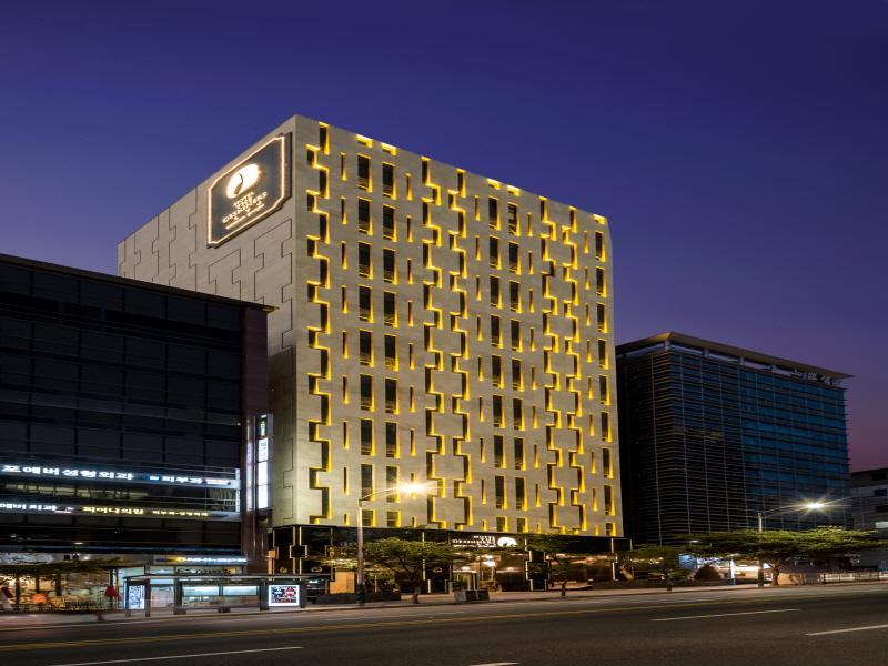 Hotel the designers lyj gangnam premier gangnam seoul for Design hotel in seoul