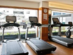 Orchard Hotel Singapore سنغافورة - غرفة اللياقة البدنية