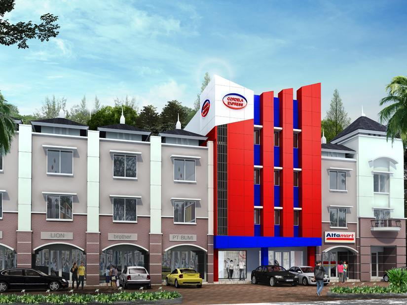 Cordex Hotel - Lodan - Hotels and Accommodation in Indonesia, Asia