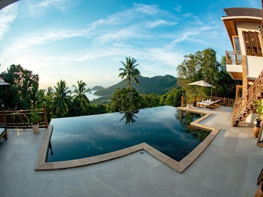 Perfect View Pool Villa - Hotels and Accommodation in Thailand, Asia