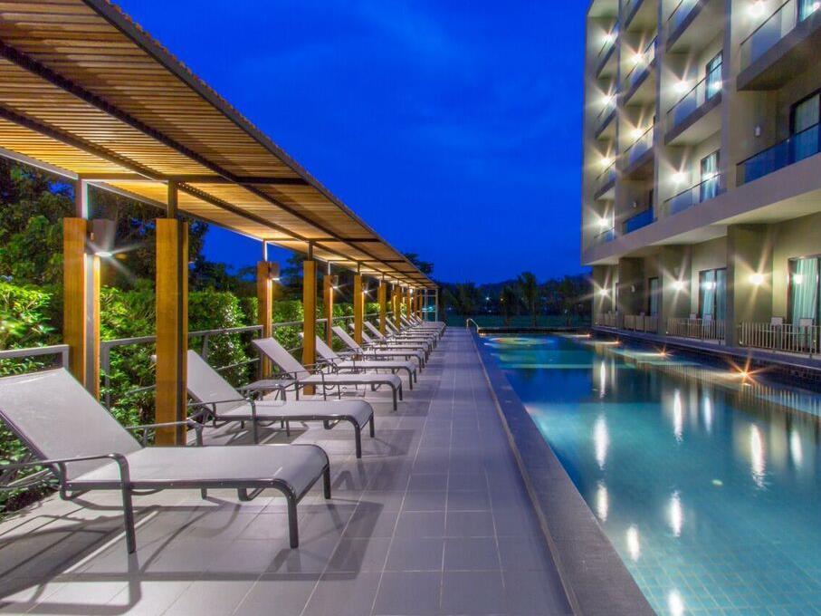 Marina Express-AVIATOR-Phuket Airport - Hotels and Accommodation in Thailand, Asia