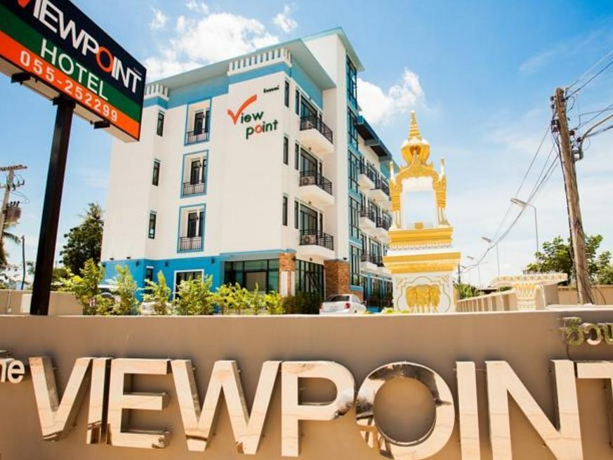 The Viewpoint Hotel - Hotels and Accommodation in Thailand, Asia