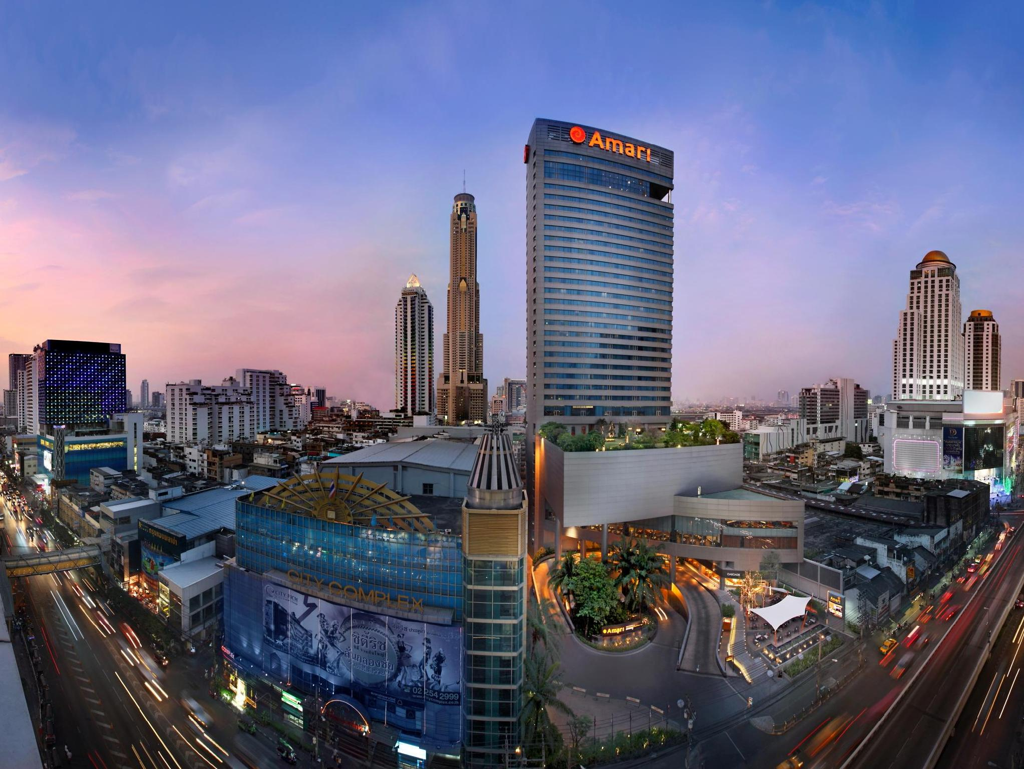 Amari Watergate Hotel - Hotels and Accommodation in Thailand, Asia