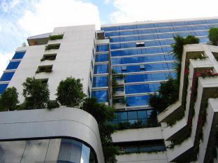 Four Wings Hotel Bangkok - Hotel z zewnątrz
