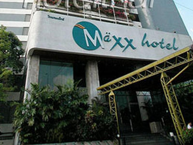 Maxx Hotel - Hotels and Accommodation in Thailand, Asia
