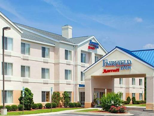Fairfield Inn By Marriott Fayetteville I-95 Fayetteville (NC) - Exterior