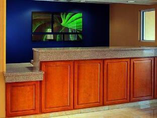 Fairfield Inn By Marriott Fayetteville I-95 Fayetteville (NC) - Reception