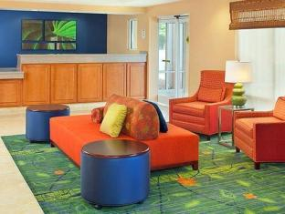 Fairfield Inn By Marriott Fayetteville I-95 Fayetteville (NC) - Lobby
