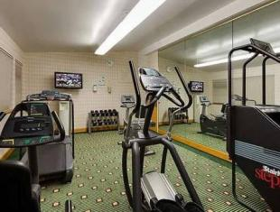 Courtyard By Marriott Fort Wayne Hotel Fort Wayne (IN) - Fitness Room