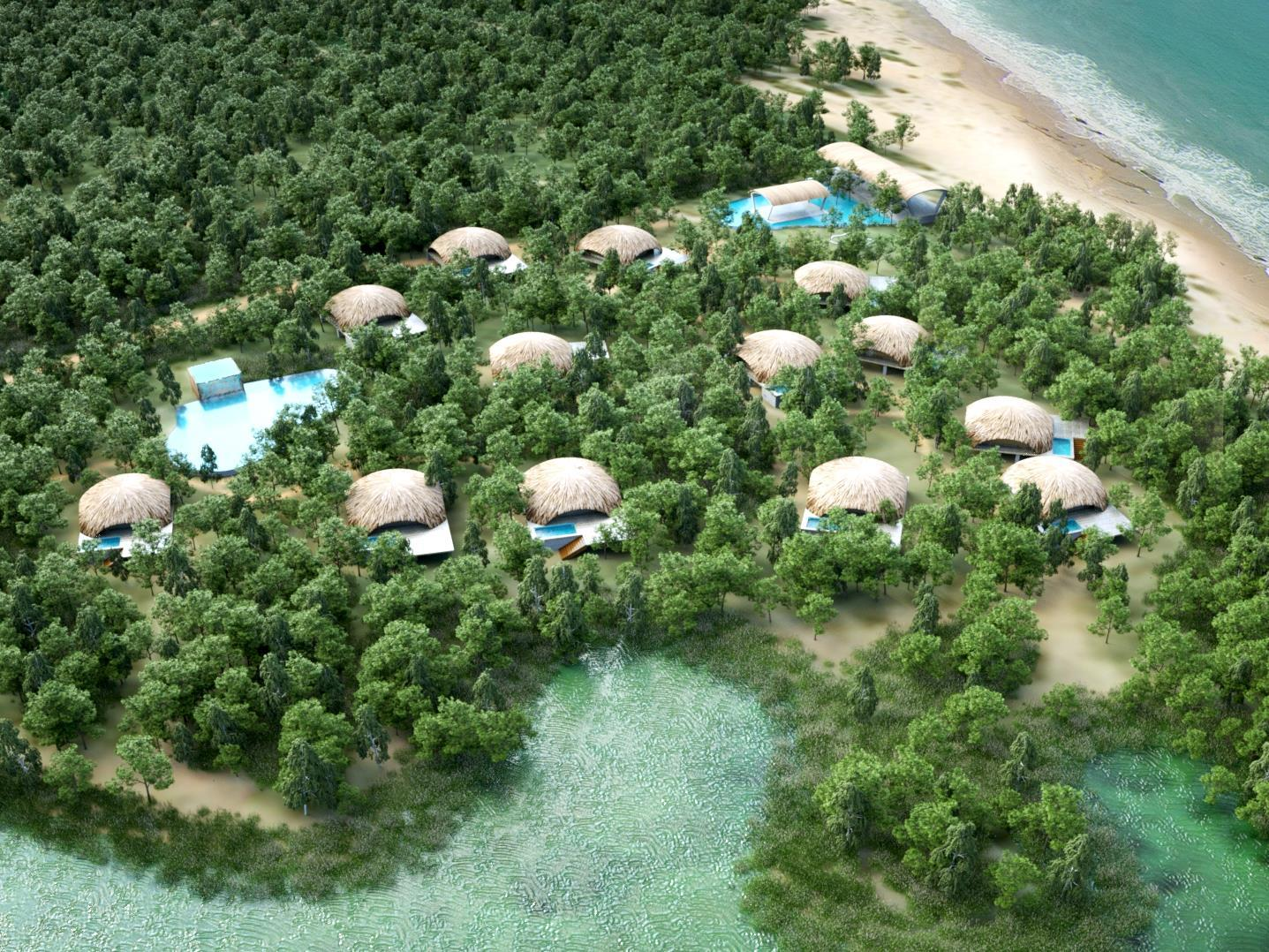 Chena Huts By Uga Escapes - Hotels and Accommodation in Sri Lanka, Asia