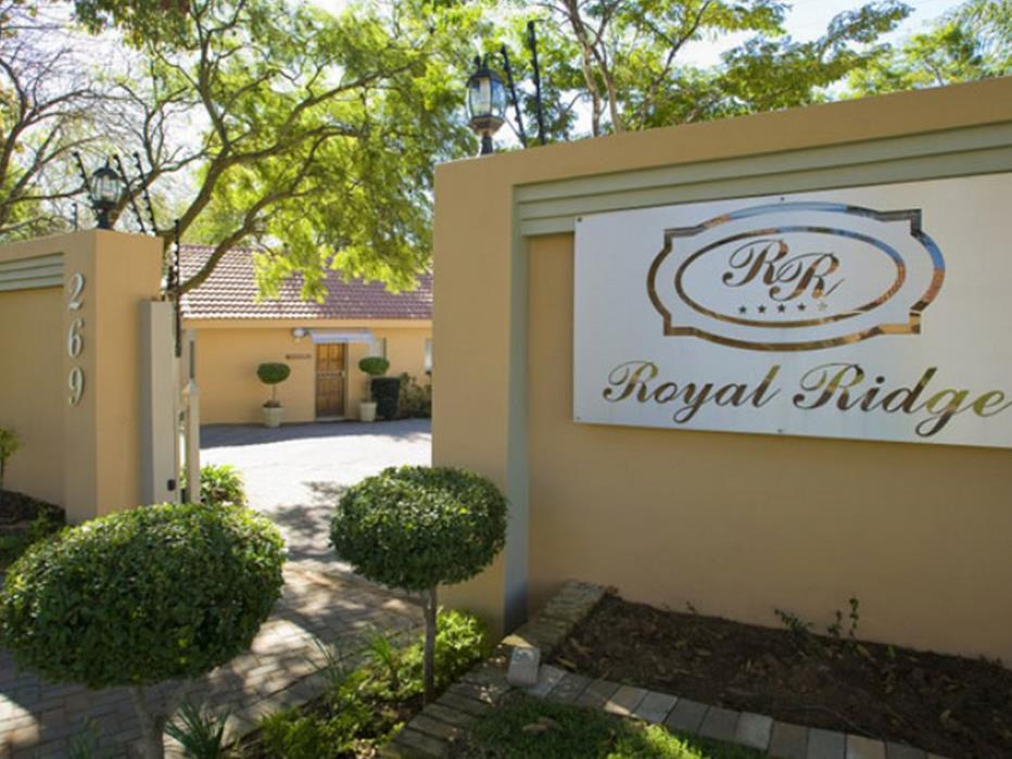 Royal Ridge Guest House - Hotels and Accommodation in South Africa, Africa
