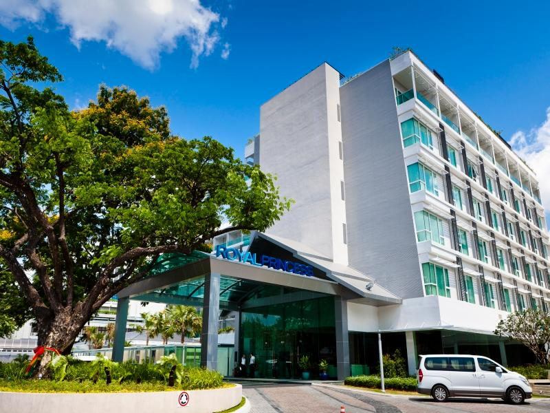 Royal Princess Larn Luang Hotel - Hotels and Accommodation in Thailand, Asia