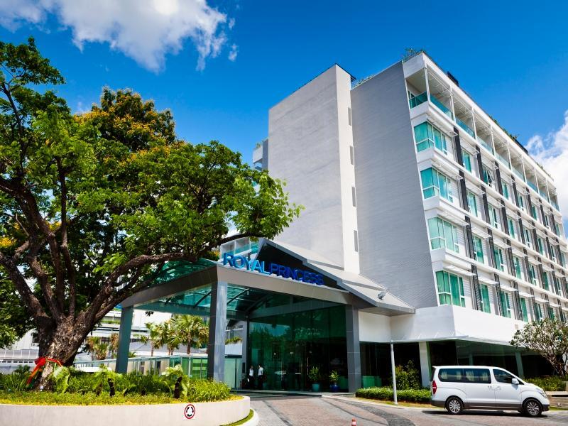 Hotell Royal Princess Larn Luang Hotel i , Bangkok. Klicka för att läsa mer och skicka bokningsförfrågan