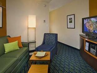 Fairfield Inn And Suites Des Moines Ankeny Hotel Ankeny (IA) - Suite Room
