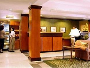 Fairfield Inn And Suites By Marriott Germantown Hotel Germantown (MD) - Reception