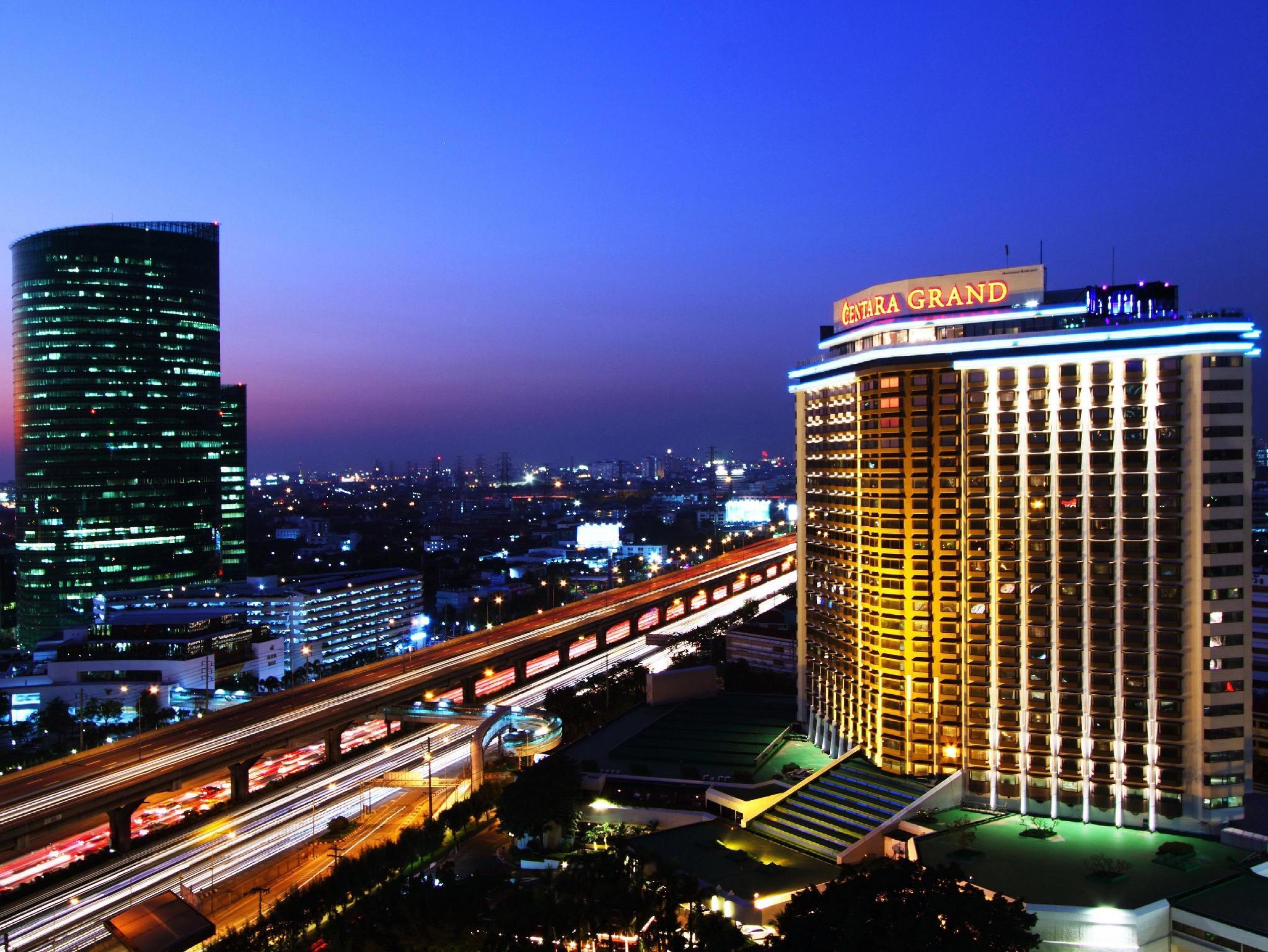 Centara Grand at Central Plaza Ladprao Bangkok - Hotels and Accommodation in Thailand, Asia