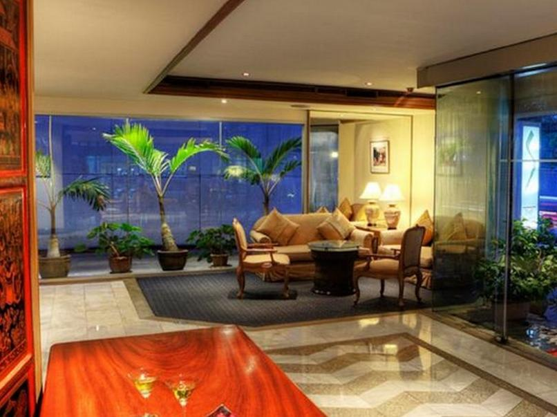 Le Siam Hotel - Hotels and Accommodation in Thailand, Asia
