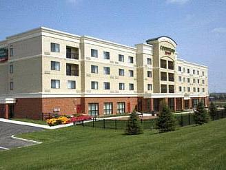 Courtyard By Marriott Dayton/University Of Dayton Hotel