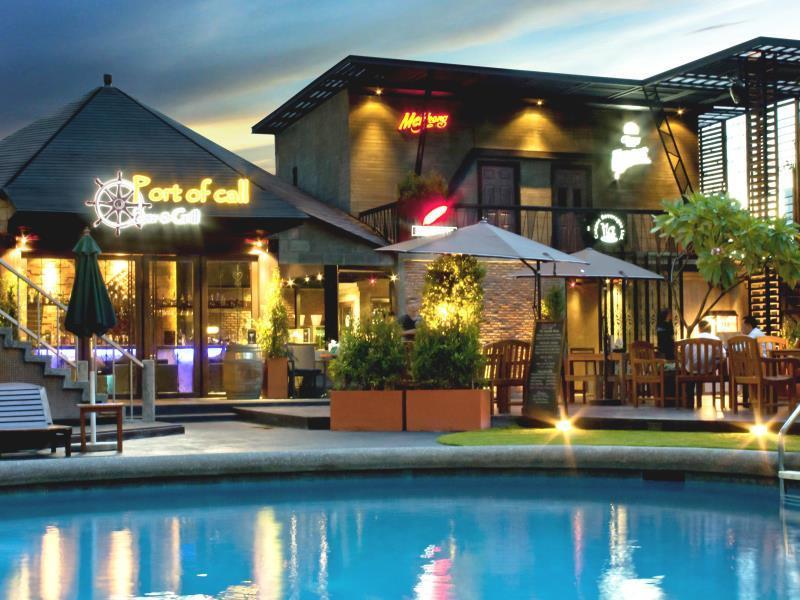 ザ タワナ バンコク ホテル1