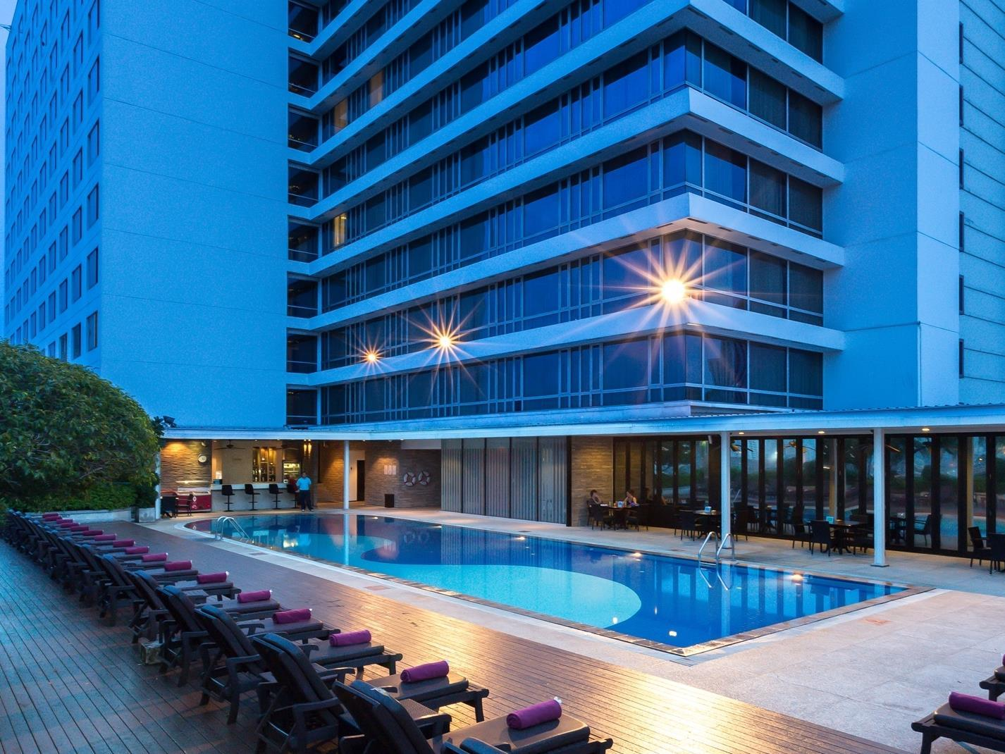 Eastin Hotel Makkasan - Hotels and Accommodation in Thailand, Asia