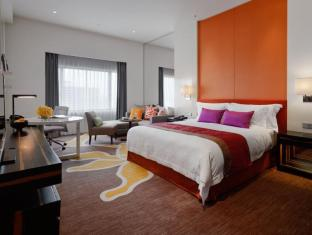 Crowne Plaza Bangkok Lumpini Park Hotel Bangkok - Deluxe King Room
