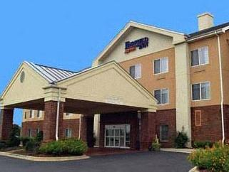 Fairfield Inn By Marriott Charlotte/Mooresville Hotel Mooresville (NC) - Exterior