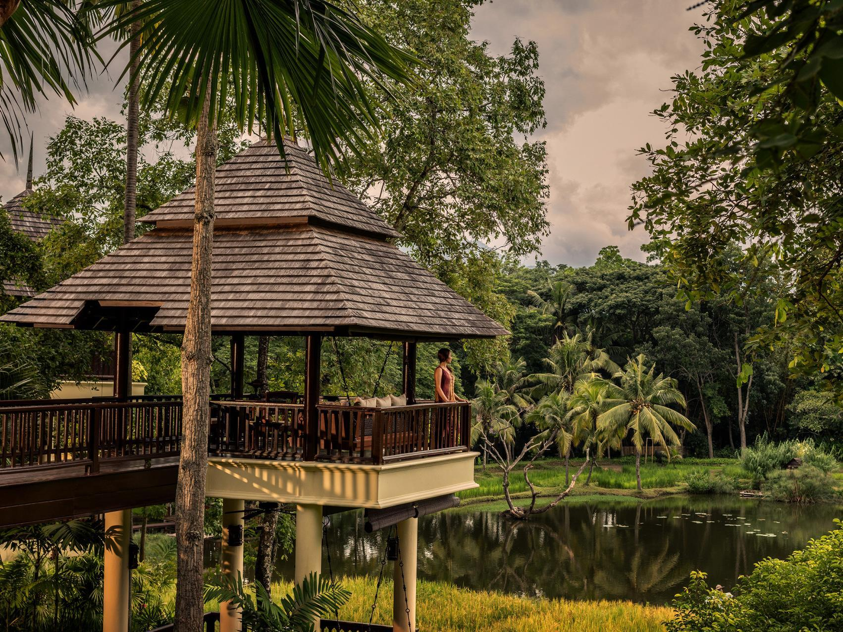 Four Seasons Resort Chiang Mai - Hotels and Accommodation in Thailand, Asia