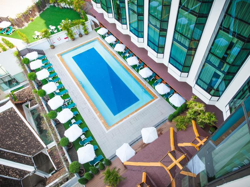 Empress Hotel - Hotels and Accommodation in Thailand, Asia