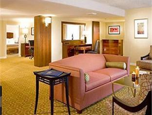 San Ramon Marriott Hotel San Ramon (CA) - Suite Room