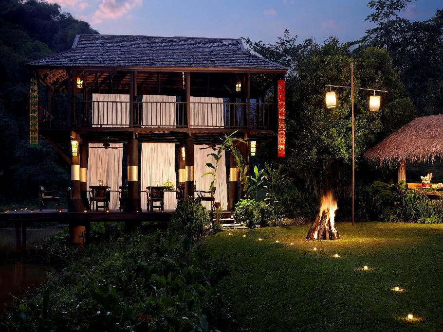 Anantara Golden Triangle Elephant Camp & Resort Chiang Saen