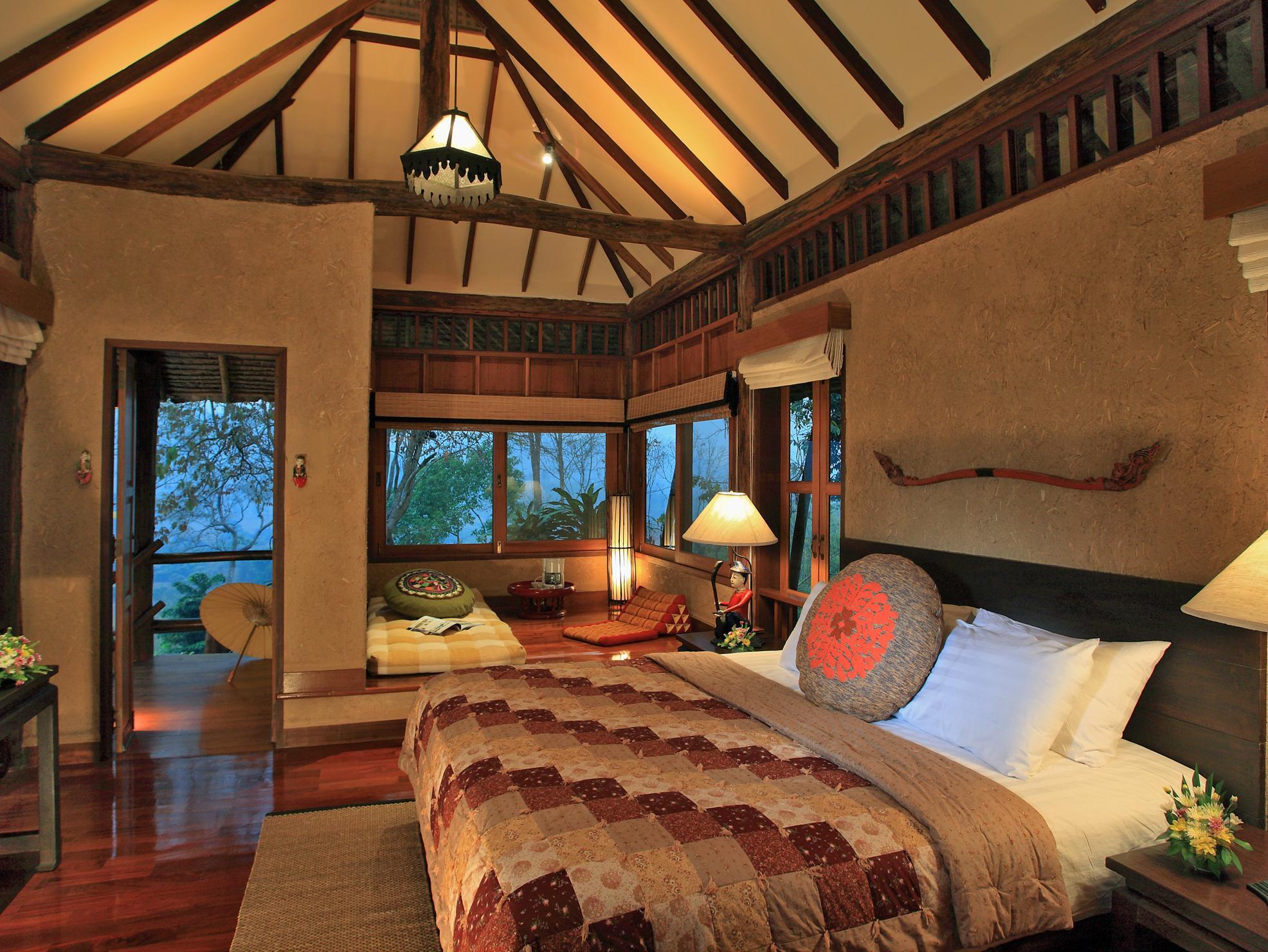 Suanthip Vana Resort - Hotell och Boende i Thailand i Asien