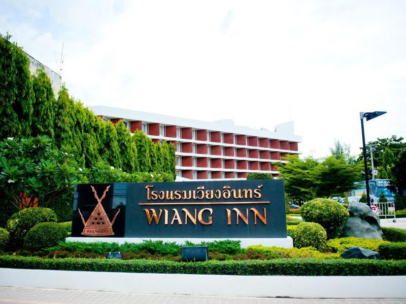 Wiang Inn Hotel - Hotels and Accommodation in Thailand, Asia