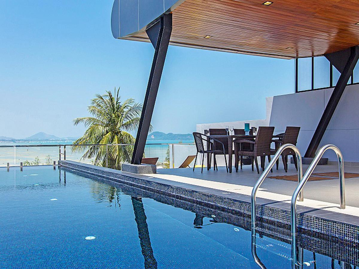 Equilibrium Rawai Villa - Hotels and Accommodation in Thailand, Asia