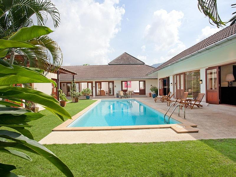 Red Mountain Villa - Hotels and Accommodation in Thailand, Asia