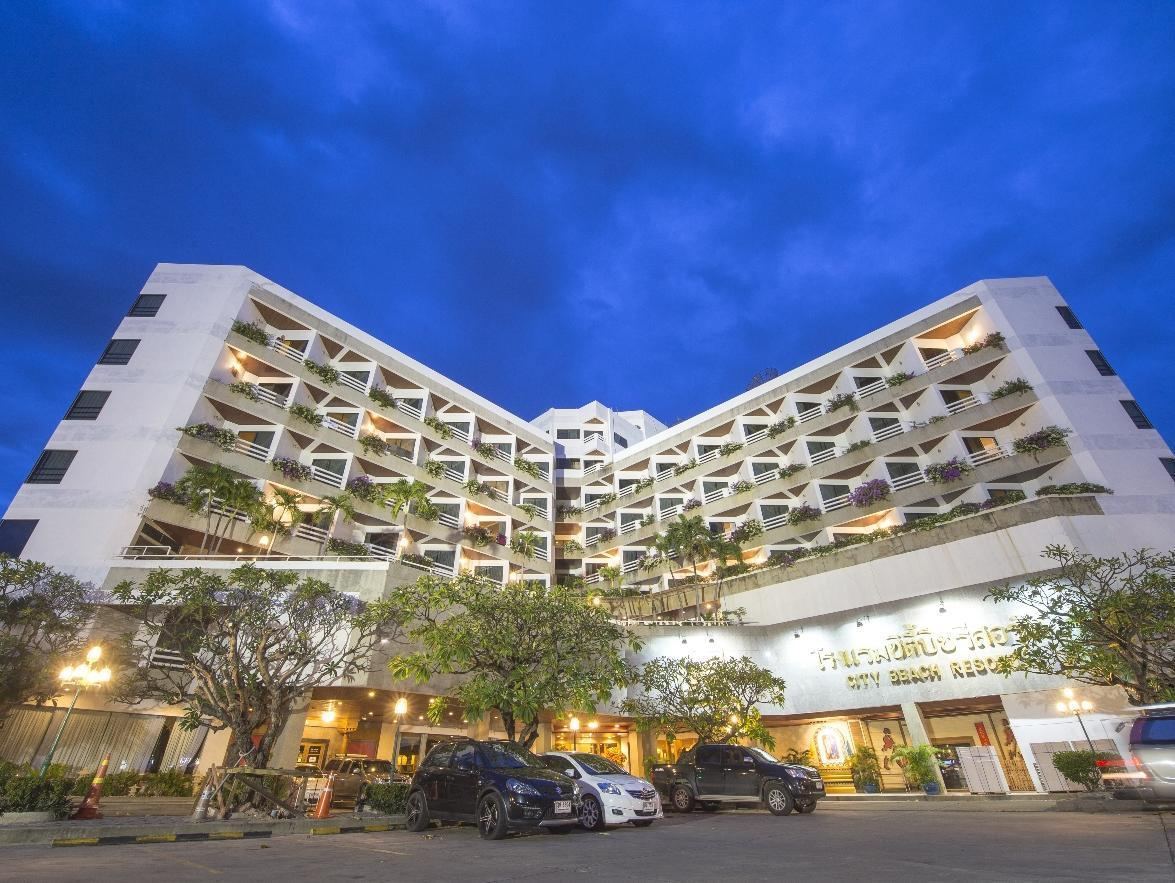 City Beach Resort - Hotels and Accommodation in Thailand, Asia