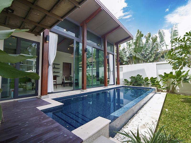 Baan Wana 8 - Hotell och Boende i Thailand i Asien