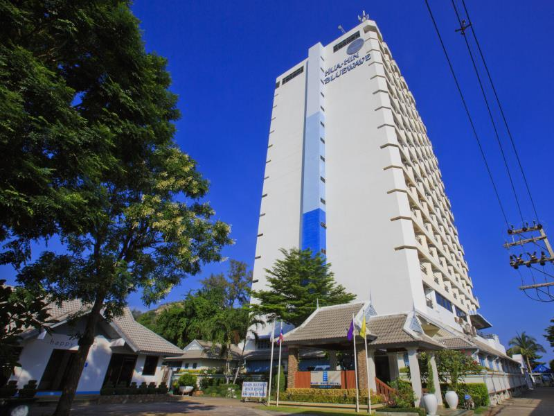 Blue Wave Hotel Hua Hin - Hotels and Accommodation in Thailand, Asia