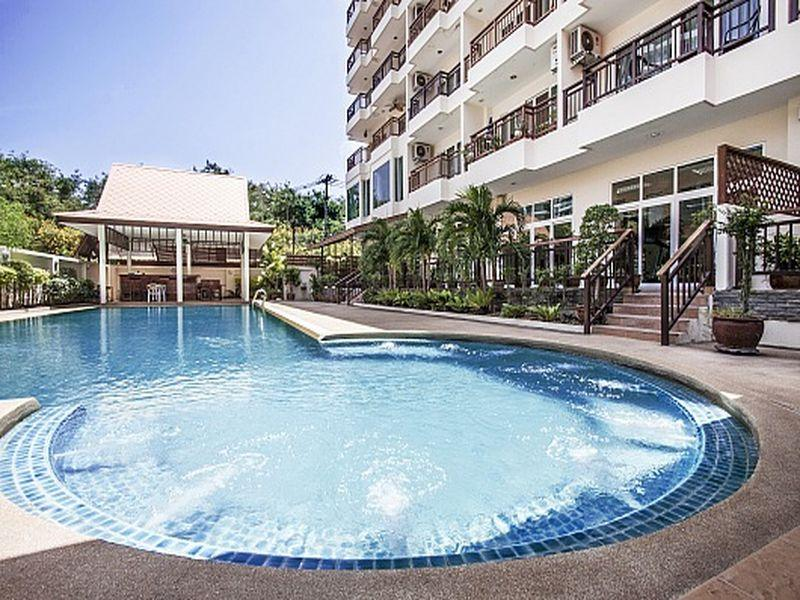 Pratumnak Hill Apartment 2 Bedroom - Hotels and Accommodation in Thailand, Asia