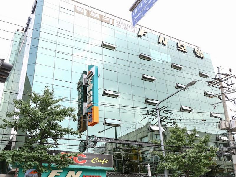 FN Motel - Hotels and Accommodation in South Korea, Asia