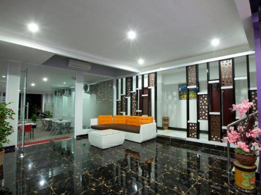 Violet Hotel Malioboro - Hotels and Accommodation in Indonesia, Asia