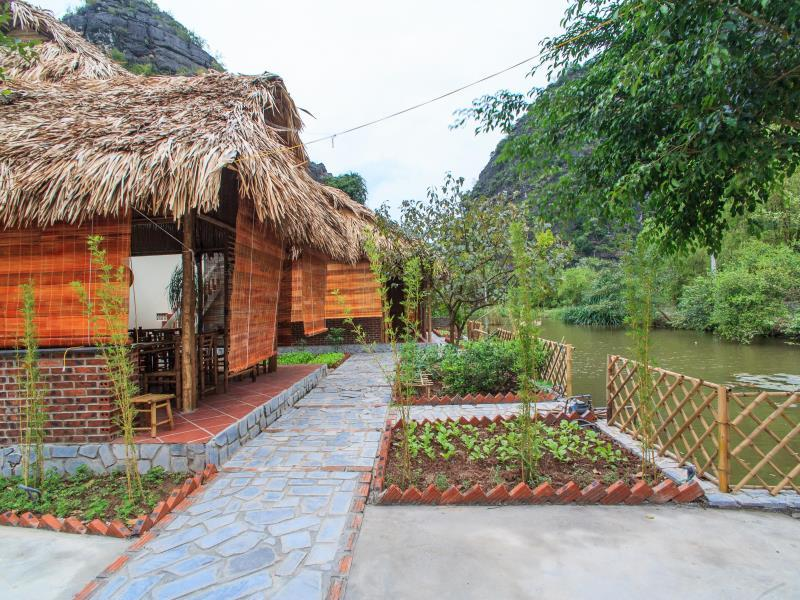 Hoalu Eco Homestay Ninh Binh - Hotels and Accommodation in Vietnam, Asia
