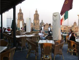 Gran Hotel Ciudad De Mexico Mexico City - Ravintola