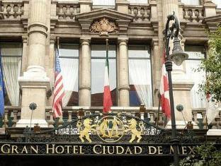 Gran Hotel Ciudad De Mexico Mexico City - Hotellin ulkopuoli