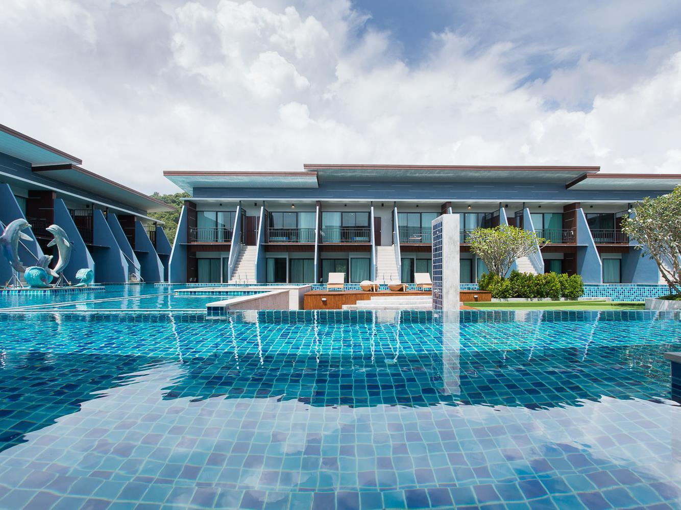 The Phu Beach Hotel - Hotels and Accommodation in Thailand, Asia